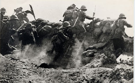 over-the-trenches
